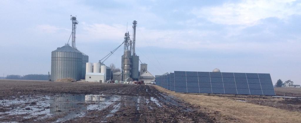 McKinney Farm Solar PV Panels_2015-02-08