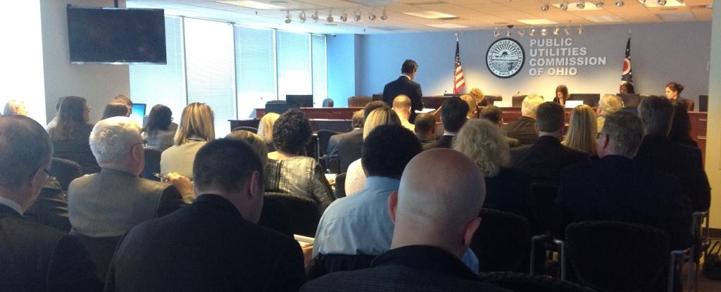 PUCO net metering hearing 2015-05-05 Columbus OH