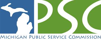 MI PSC logo