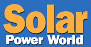 Solar Power World logo