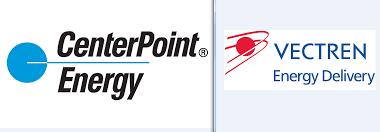 CenterPoint Vectren logo