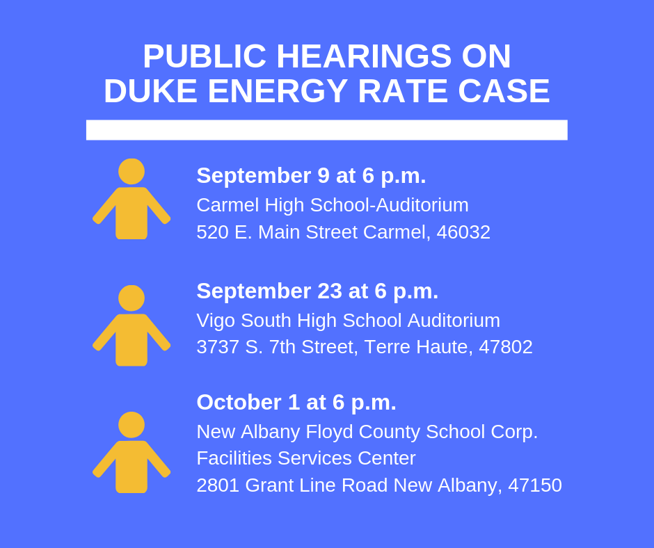 Duke field hearings
