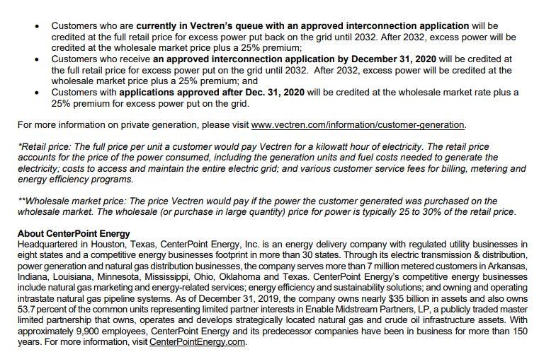 Vectren News Release EDG_3