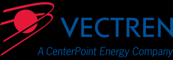 Vectren 3 color logo